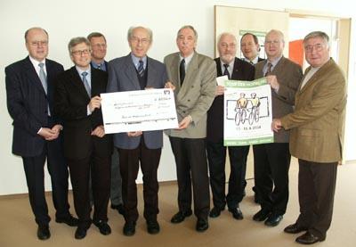 Bild zum Artikel: Toller Spendenerfolg anlässlich der Tour der Hoffnung