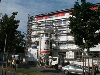 Bild zum Artikel: Seniorengerechtes Wohnen an der Hermannstraße