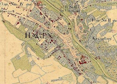 Bild zum Artikel: Historische Karten aus Hagen
