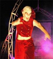 Bild zum Artikel: Straßentheater inszeniert Faust im Ennepepark