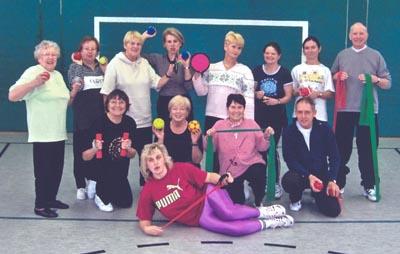 Bild zum Artikel: Anmeldeschluss für Aktionstag Seniorensport verlängert