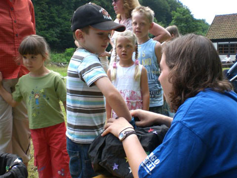 Bild zum Artikel: Sportjugend bietet Aktionstag für Kinder