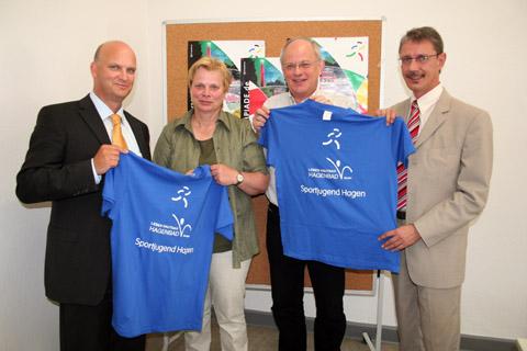 Bild zum Artikel: Ruhrolympiade 2008 in Duisburg
