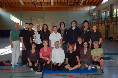 Bild zum Artikel: SSB: Pilates-Basiskurs voller Erfolg