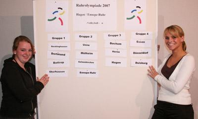 Bild zum Artikel: Ruhrolympiade - Mannschaftswettbewerbe ausgelost