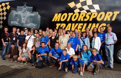 Bild zum Artikel: Sportjugend zur Formel Eins