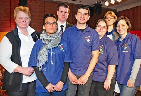 Bild zum Artikel: Wahl des SSB-Jugendvorstandes