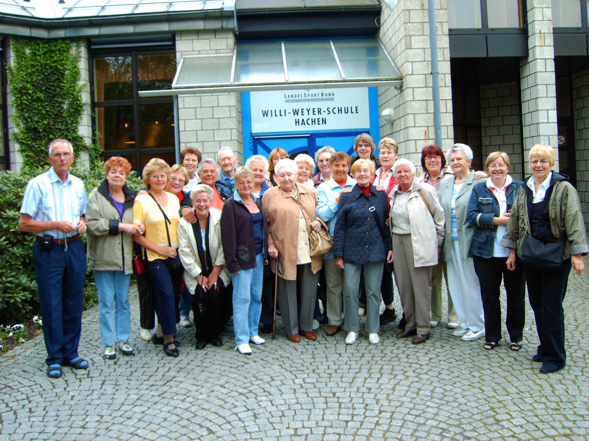 Bild zum Artikel: Senioren im Aufwind - SSB-Fahrt nach Hachen voller Erfolg