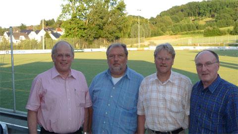 Bild zum Artikel: Rainer Wegener zum neuen Sportbeirats Vorsitzenden im Stadtsportbund gewählt
