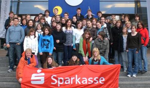 Bild zum Artikel: Hagener Sportjugend besuchte Brüssel