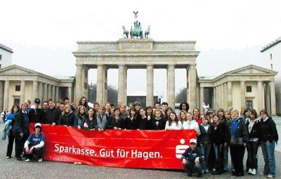 Bild zum Artikel: Fahrt nach Berlin kam hervorragend an