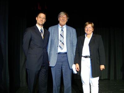 Bild zum Artikel: SSB-Vorsitzende Christel Kipping wird 65