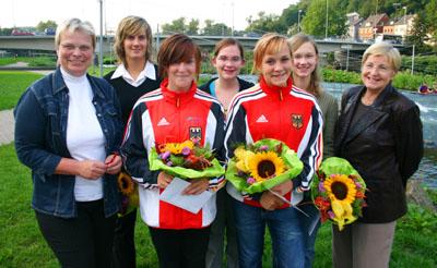 Bild zum Artikel: Ehrung für Hagens erfolgreichste Sportler 2006