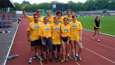 Bild zum Artikel: Erfreuliche Zwischenbilanz bei der Ruhrolympiade