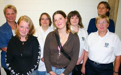 Bild zum Artikel: Frauenpower bei der Hagener Sportjugend