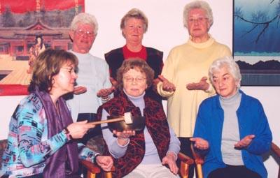 Bild zum Artikel: Duft-Qigong Kurs mit Birgitt Wiesendt