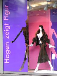 Bild zum Artikel: Schaufensterwettbewerb Hagen 2006