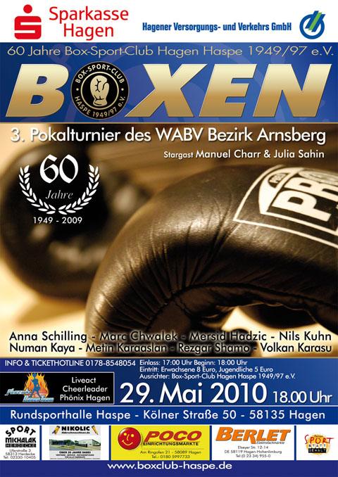 Bild zum Artikel: Box-Gala des BSC Hagen