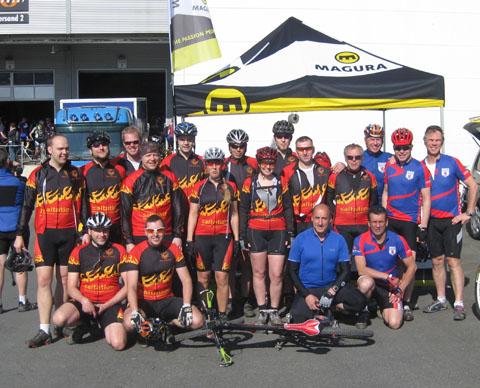 Mountainbike Rennen in Sundern: Die Starter aus Hagen