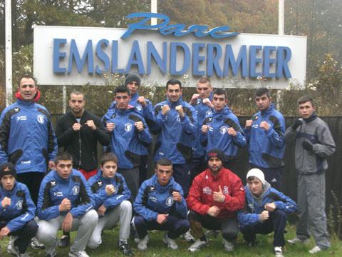 Bild zum Artikel: Trainingslager BSC Hagen Haspe