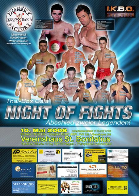Bild zum Artikel: Thai-Kickbox-Gala