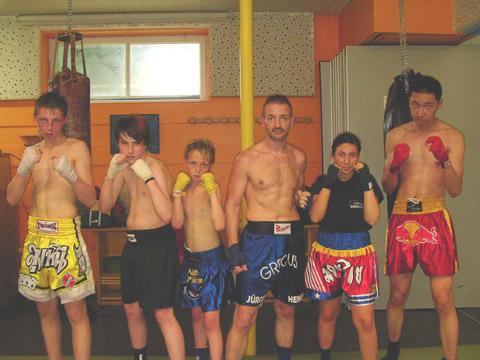Bild zum Artikel: 6. Newcomer Thai-Kickbox-Gala auf dem Abenteuerspielplatz
