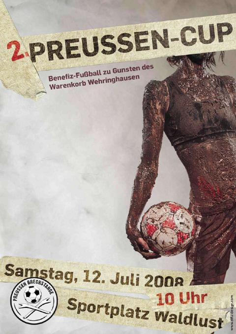Bild zum Artikel: 2. Preussen-Cup  zugunsten des Warenkorbes in Hagen-Wehringhausen