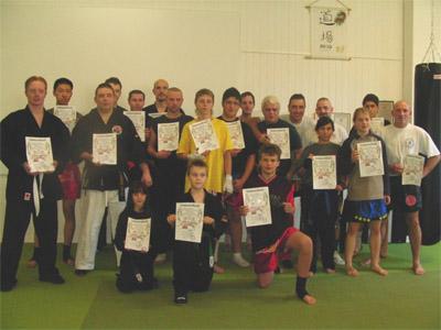 Bild zum Artikel: Kickbox Seminar in Hagen