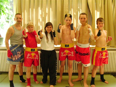 Thai-Kickbox-Gala in Hagen-Haspe