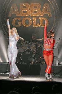 Abba Gold Pressebild