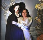 Daborah Sasson in das Phantom der Oper