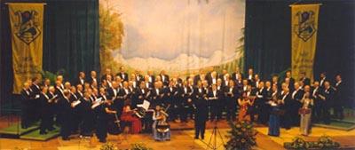 Bild zum Artikel: Konzert des MVG Heiderose in der Stadthalle Hagen