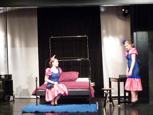 Das Theaterstück Mütter und Töschter im Theater an der Volme in Hagen