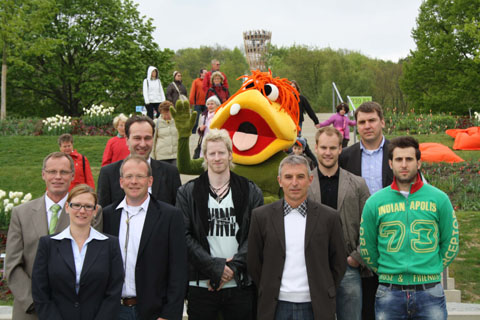 LGS-Hemer: Vorstellung des LGS-Cup im Eishockey