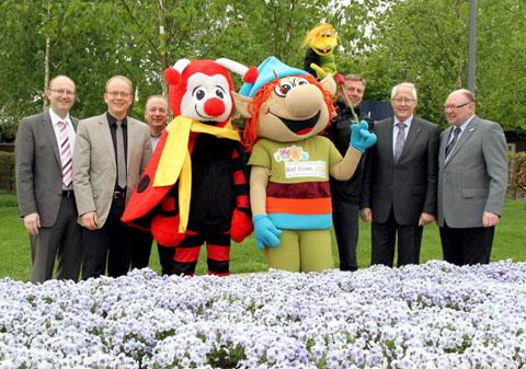 Bild zum Artikel: Gartenschaupark Rietberg und die Landesgartenschauen Bad Essen und Hemer vereinbaren Kooperation
