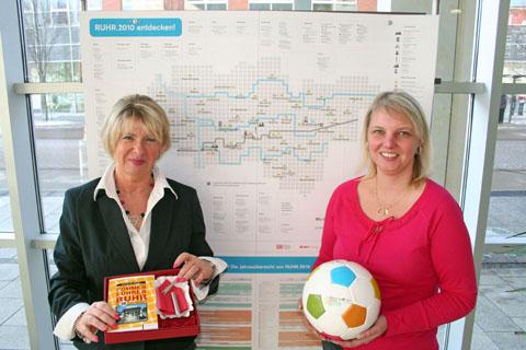 Bild zum Artikel: RUHR.2010 für Gäste und Gastgeber in der Hagen Touristik
