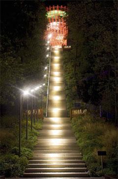Bild zum Artikel: Landesgartenschau Hemer: Lichtgarten