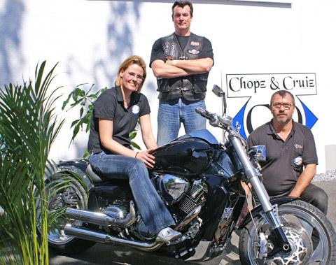 Bild zum Artikel: Blümchen-Bike für die Landesgartenschau Hemer