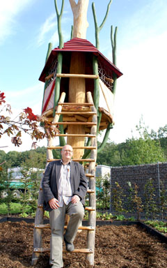 Bild zum Artikel: Borgmeier gestaltet Erlebnisgarten für die LGS in Hemer