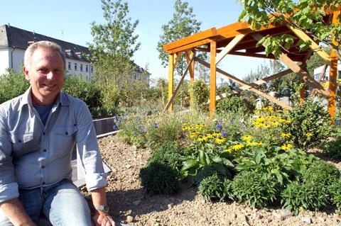 Bild zum Artikel: Herßebroick macht den Garten bequem
