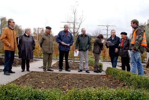Bild zum Artikel: LGS Themengärten: Feurig, fruchtig und kunterbunt