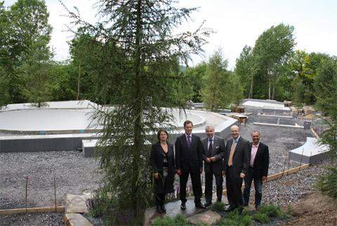 Bild zum Artikel: Märkische Bank wird Premium-Sponsor der Landesgartenschau 2010 in Hemer