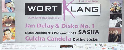 Bild zum Artikel: Jan Delay, Klaus Doldinger & Sasha & Co