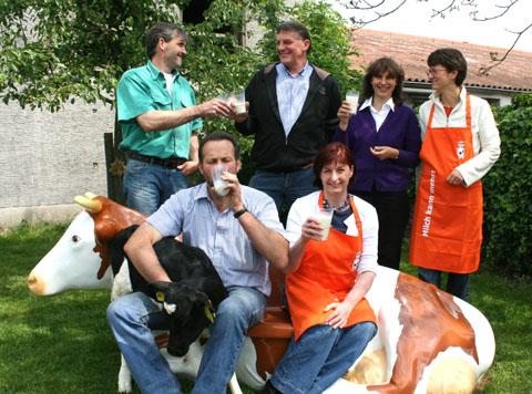 Bild zum Artikel: Milchwoche auf der LGS-Hemer