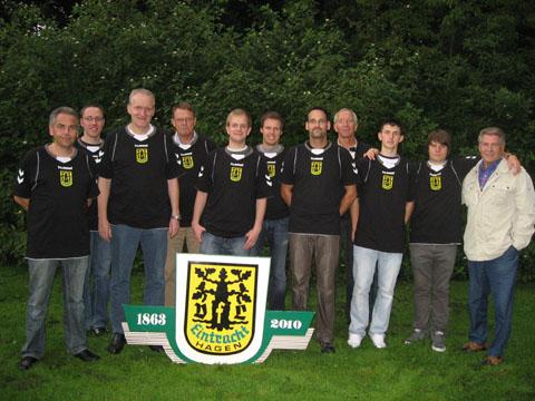 Bild zum Artikel: Schiedsrichtertreff beim VfL Eintracht Hagen
