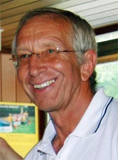Bild zum Artikel: Handball-As und -Förderer Detlef Spruth wird 60