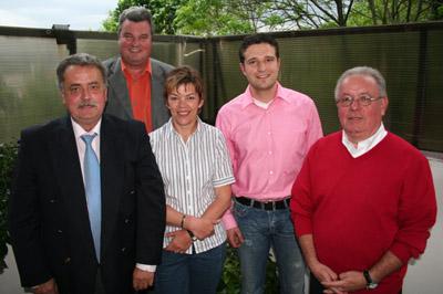 Bild zum Artikel: Harmonische Jahreshauptversammlung beim VfL Eintracht