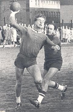 Bild zum Artikel: Handball-As Horst Gr�ber wird 70