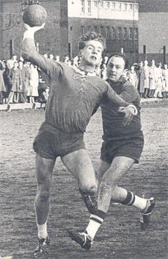 Bild zum Artikel: Handball-As Horst Gräber wird 70