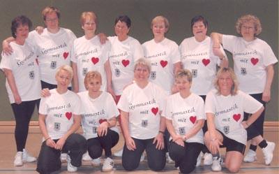 Bild zum Artikel: Damen Gymnastik bei Eintracht Hagen
